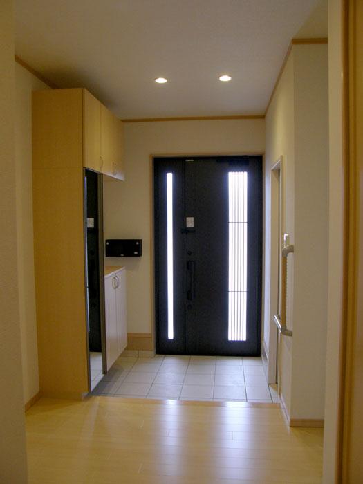 玄関ドアの断熱性能